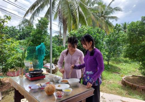 Công đoàn Phân hiệu ĐHQG-HCM tham gia cuộc thi nào cùng vào bếp của Ban Nữ công Công đoàn ĐHQG-HCM phát động