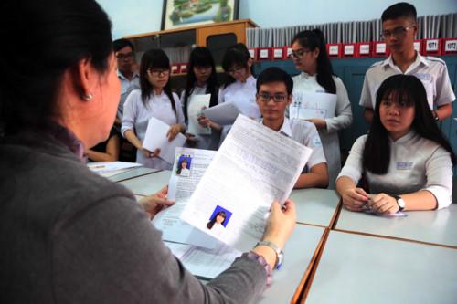 Bộ Giáo Dục & Đào Tạo sửa đổi Quy chế thi THPT quốc gia và xét công nhận tốt nghiệp