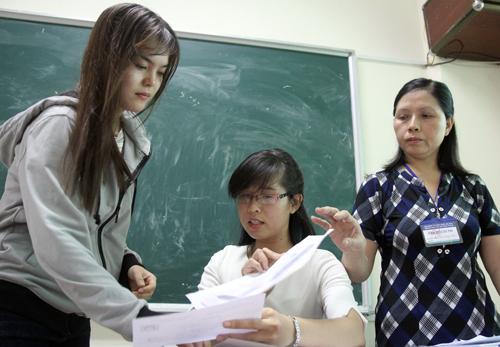 Phương án tuyển sinh ba đại học lớn ở TP HCM
