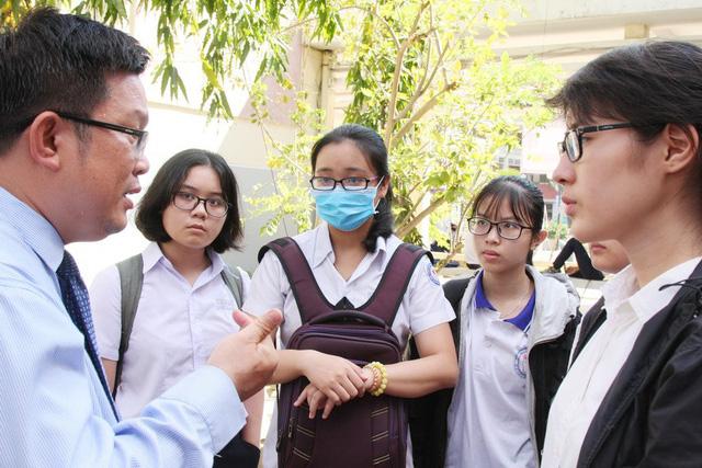 Trường Đại học Khoa học tự nhiên, ĐHQG-HCM tuyển sinh tại Phân hiệu ĐHQG-HCM tại tỉnh Bến Tre