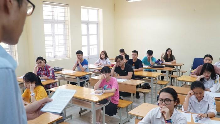 Bộ Giáo dục & Đào tạo thông tin về tổ chức Kỳ thi THPT quốc gia năm 2019